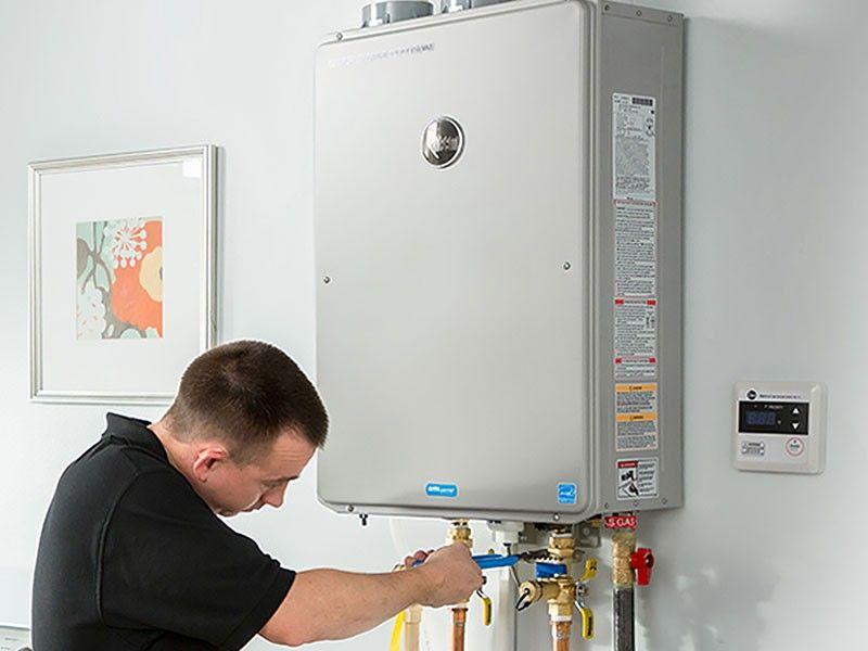 Solar Water Heaters Installation