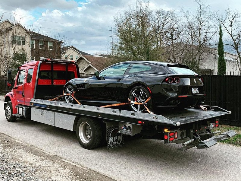 Towing Safety Measures and Recommendations