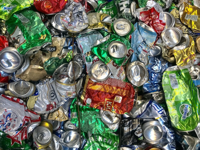 Aluminum Recycling and Generate Income